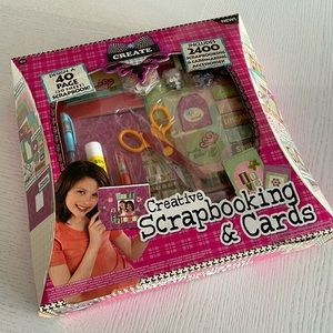 NEW - Creative Scrapbooking and cards